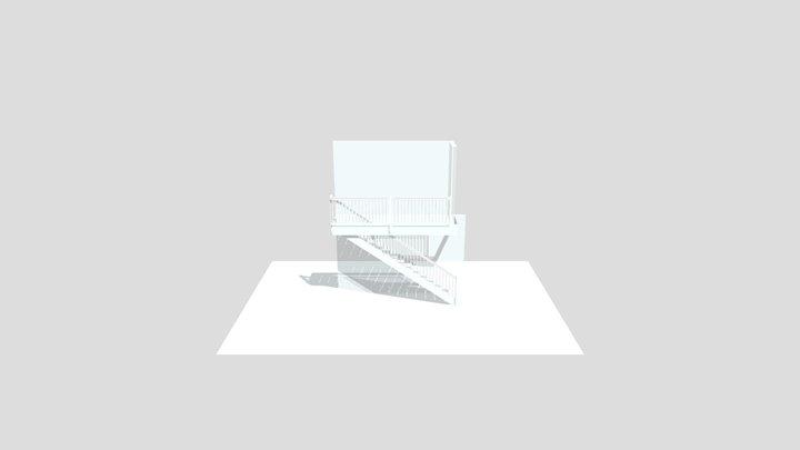 3D View 3D Model