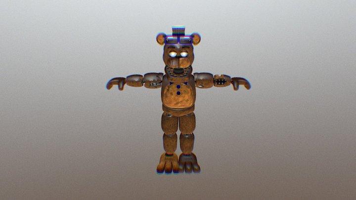 Freddy Films V1 3D Model