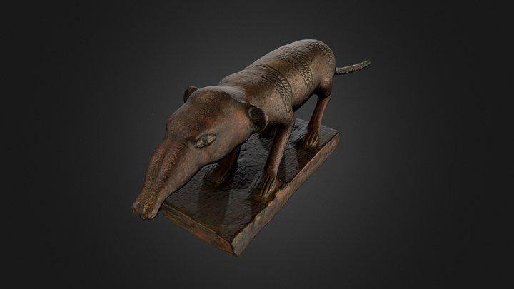 Spitzmaus 3D Model