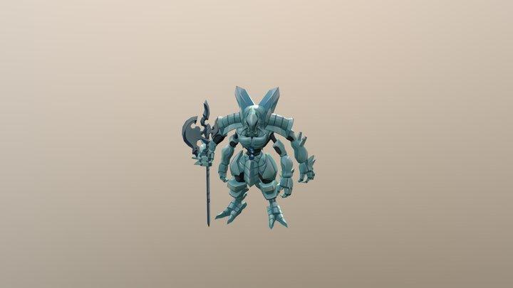 Cocytus (Overlord) 3D Model