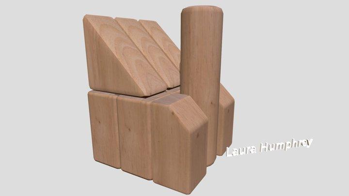 Wk 6b Unit Blocks2 Humphrey Laura 3D Model