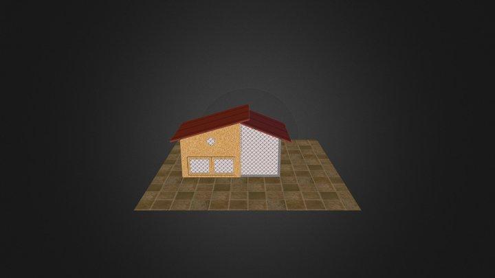 blaky 3D Model