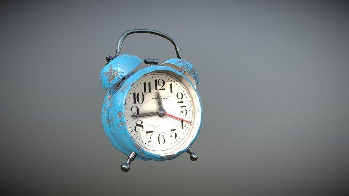 Old Timer 3D Model