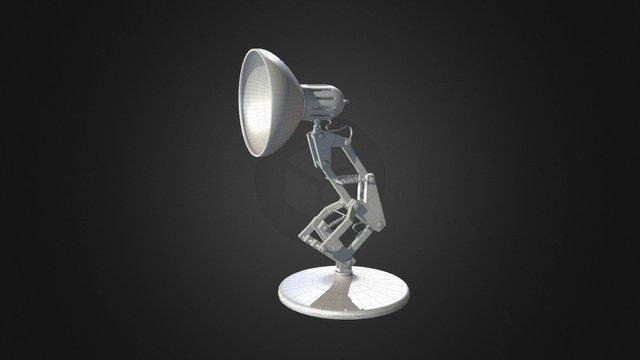 Pixar Lamp Model 3D Model