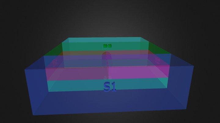 SC Sectors Model v2.3 3D Model