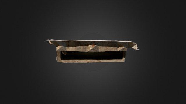 Fuente Del Santo, Huelma-Jaen-Spain 3D Model