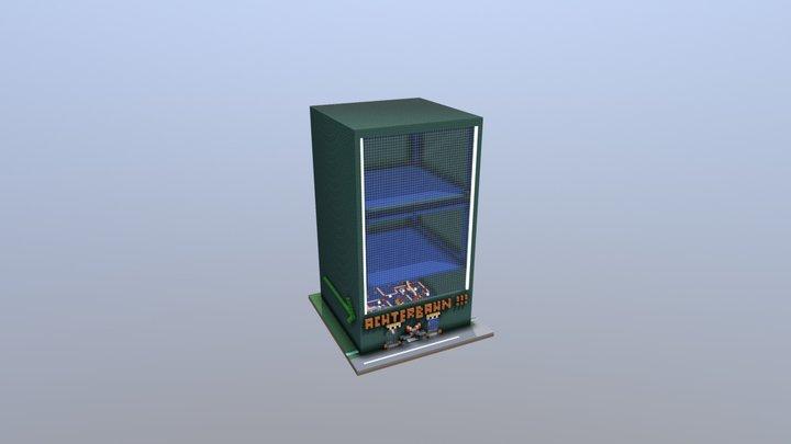 JMS 3D Model