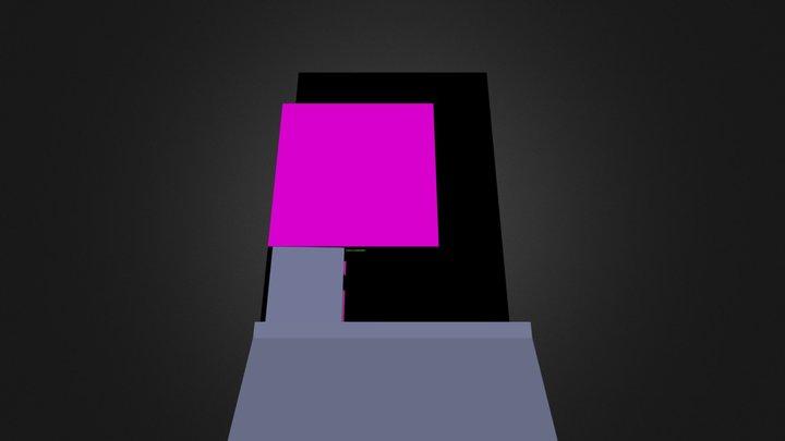 Experiencia Sala 3D Model