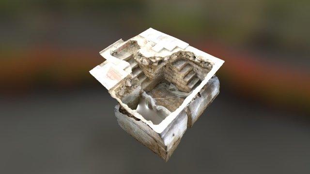 Chiesa Madonna della Grazia - Lavori 3D Model