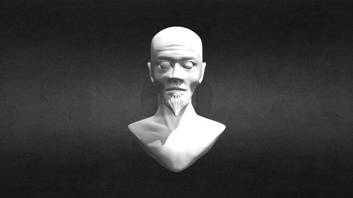 Wingate Head 3D Model
