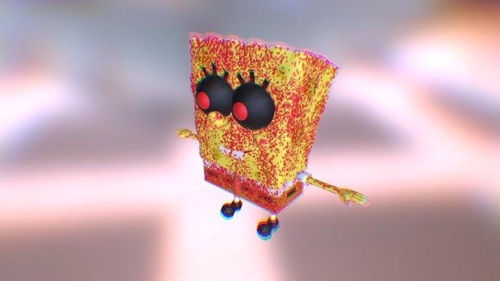 Spongebob.exe 3D Model