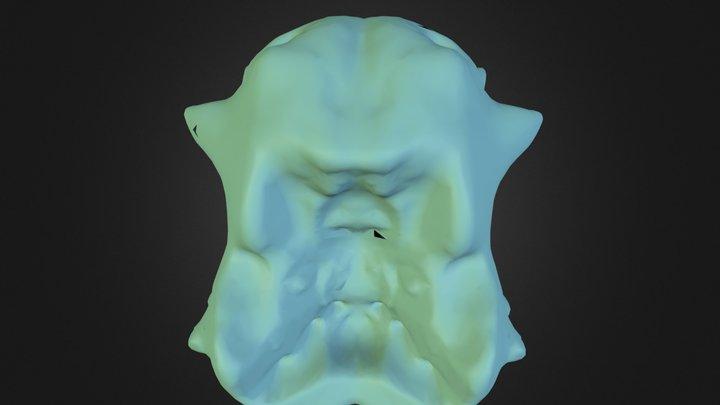 alien_creature 3D Model