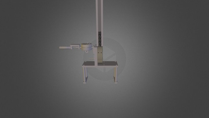 Plug Sorter Fixture 3D Model