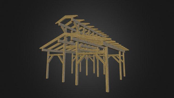 kestrel 2 3D Model