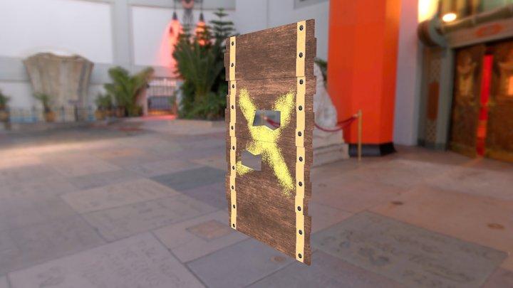 Barricade (Rainbow six siege Fan Art) 3D Model