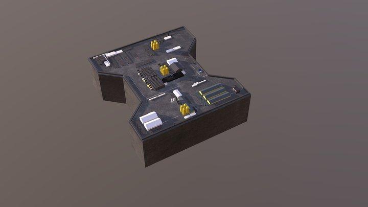 Styrobud 3D Model