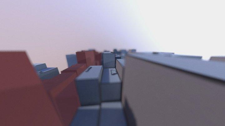 Quick Greeble-test 3D Model