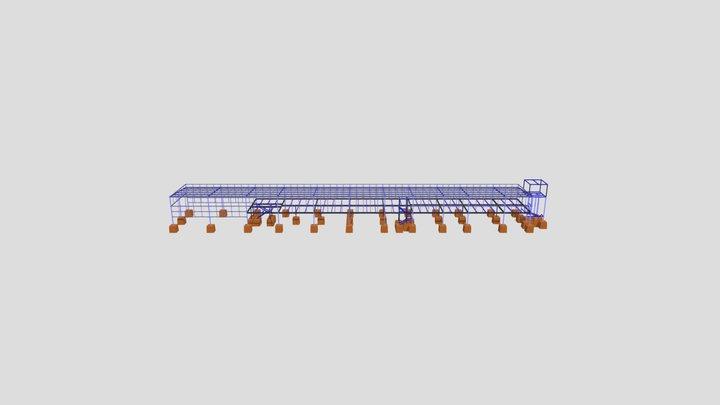EDF SLG 3D Model