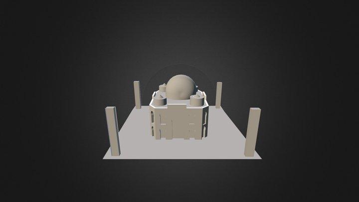 Sans Titre 3D Model