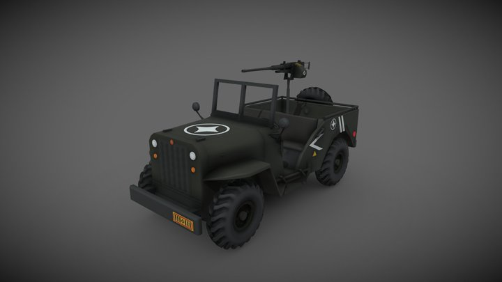 Vortex V503 3D Model