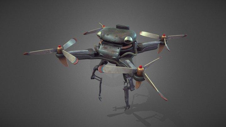 Veribot 3D Model