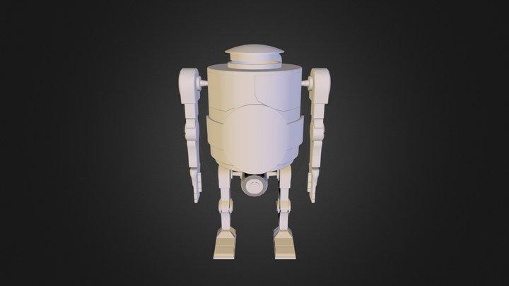 Meka 3D Model