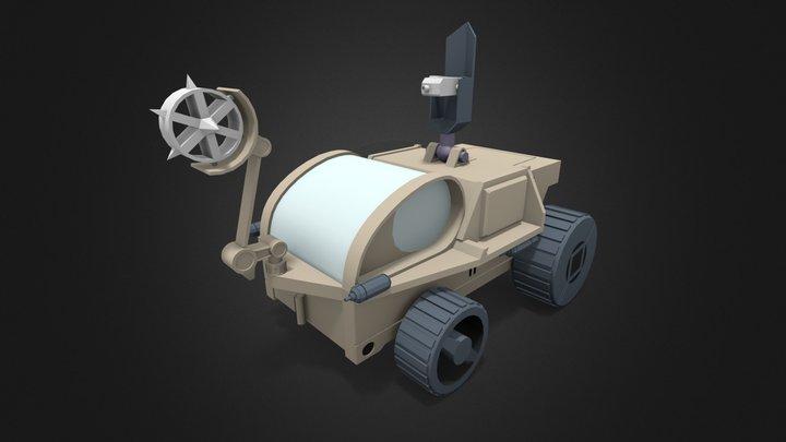 JAYCE BLINDER 3D Model