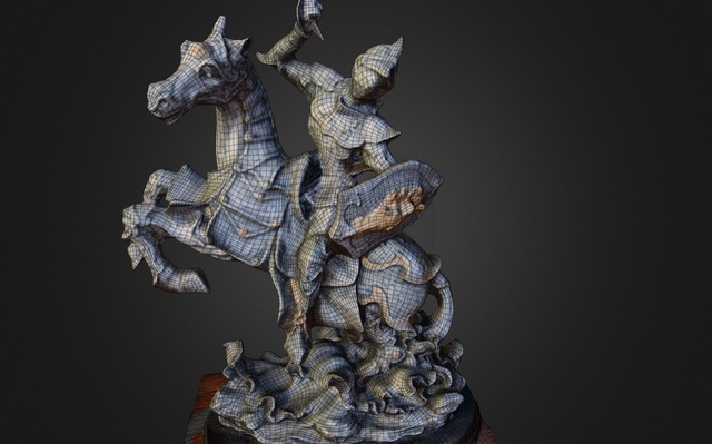 Horse test 3D Model