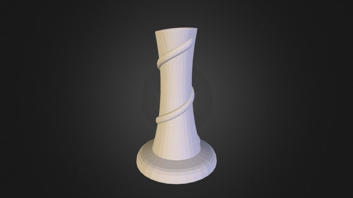 candle_base 3D Model