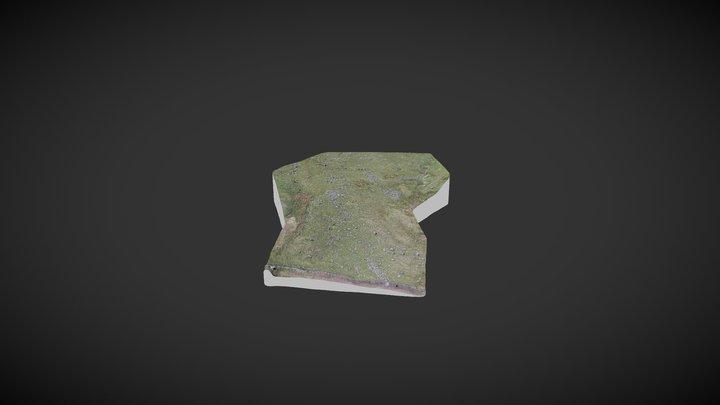 Nidderdale Enclosure Site - KG 3D Model