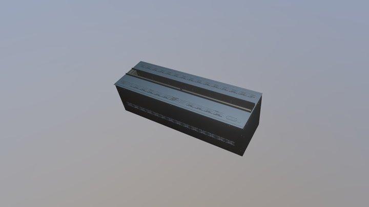 AWPR 40-100 Water Vapor Electric Fireplace AFIRE 3D Model
