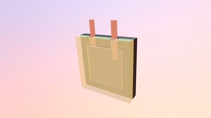 Supercapacitor 3D Model