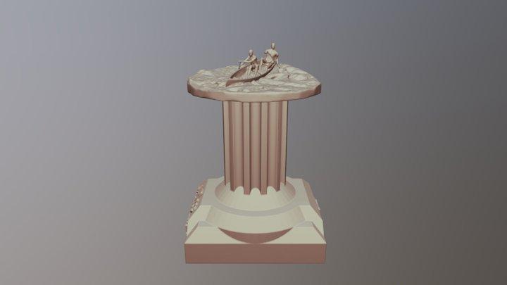 Sculpt-3-1st 3D Model