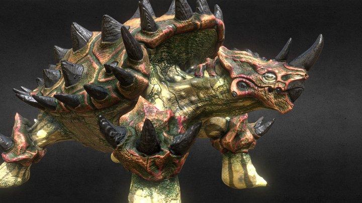 Wartortoise 3D Model