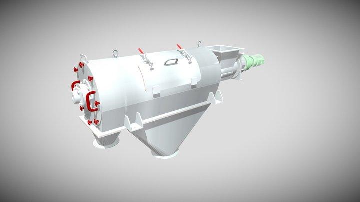 Tamiseur 3D Model