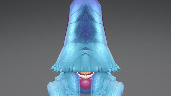 Crap 3D Model