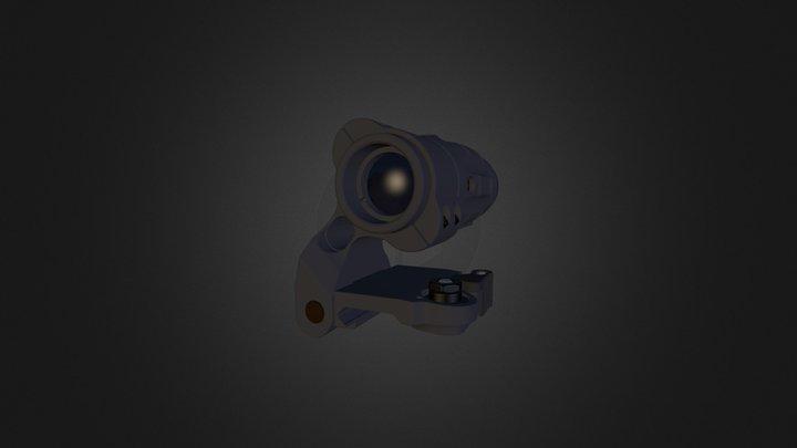 Aimpoint Magnifier 3D Model