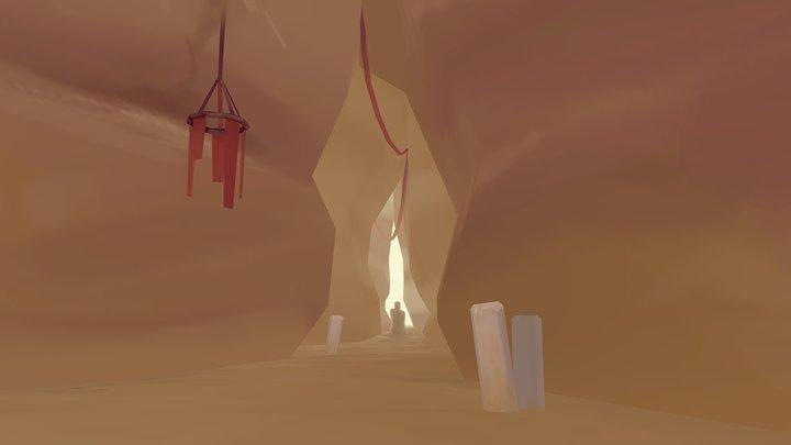 Sketch 04 - The cave 3D Model