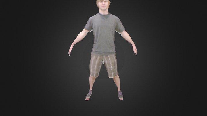 GPrestemon 3D Model