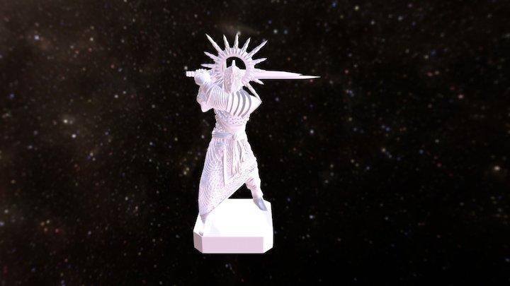 Pyre Revenant 3D Model