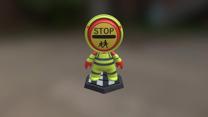 MeetMat Competition: Lollipop Mat 3D Model