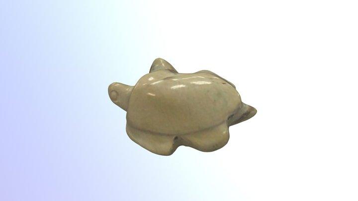 文石Aragonite 3D Model