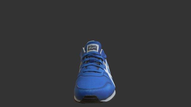 Left Shoe 3D Model