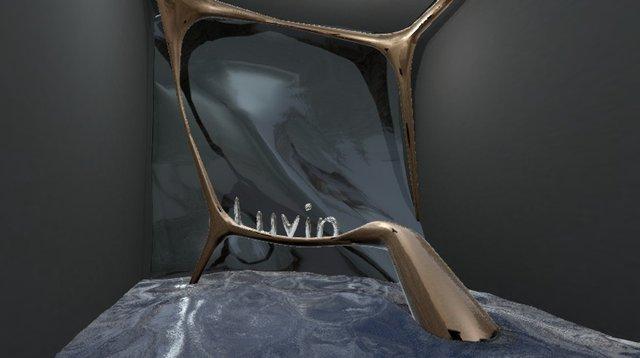 :D LUVIN 3D Model