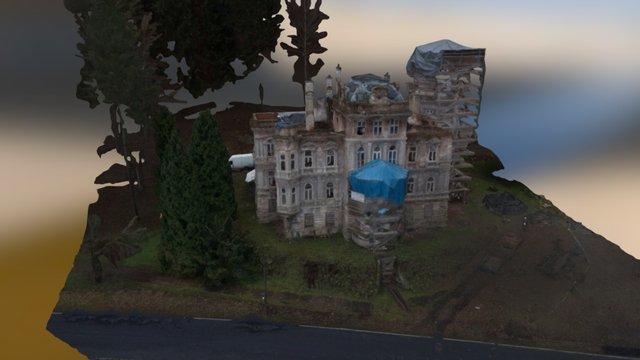 Kyselka - Mattoniho Villa 3D Model