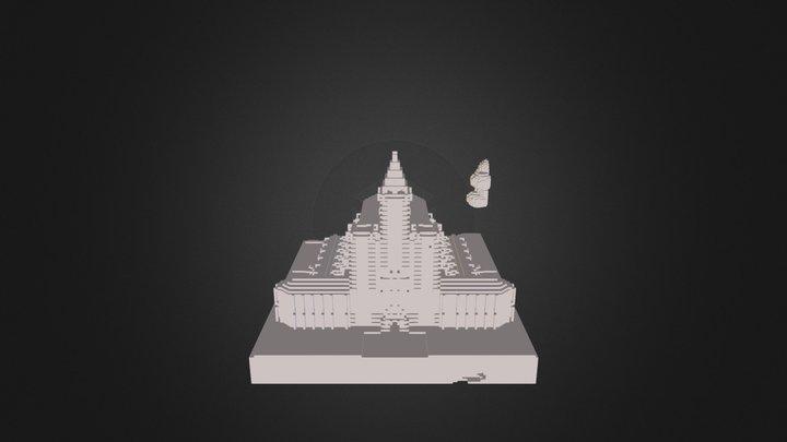 Cathepeche 3D Model