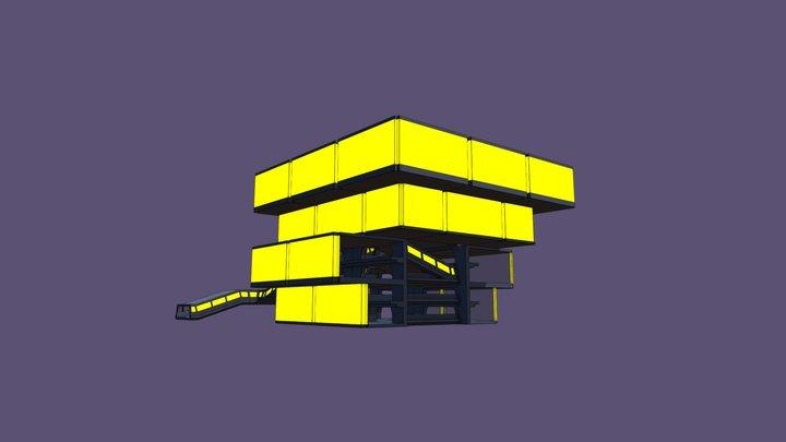 bldg_0001_system test 3D Model