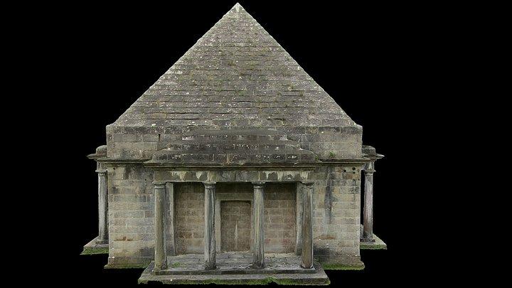 Mausoleum, Gosford House, East Lothian 3D Model