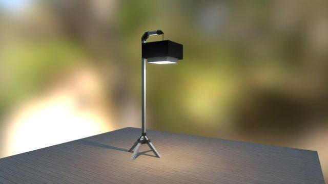 Light Final 3D Model