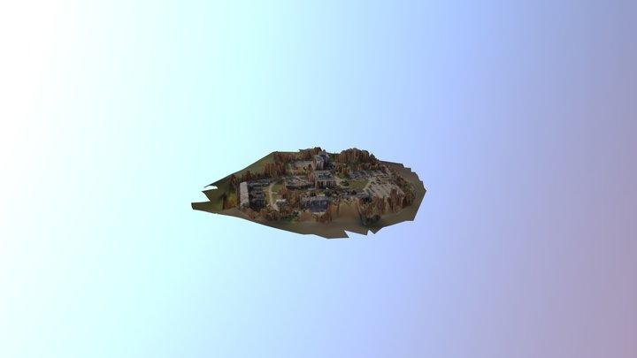 Jade Hs Wing14 02 19 3D Model